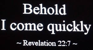 revelation 22 7